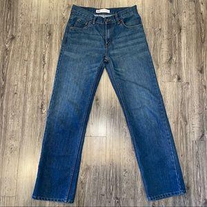 Levi's 505 Regular Fit Boys 16 28x28
